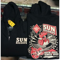 felpa sun record  limited edition