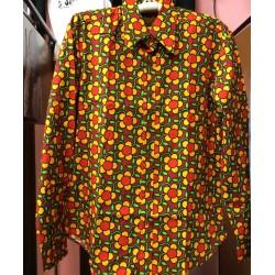 camicia flower chenaski